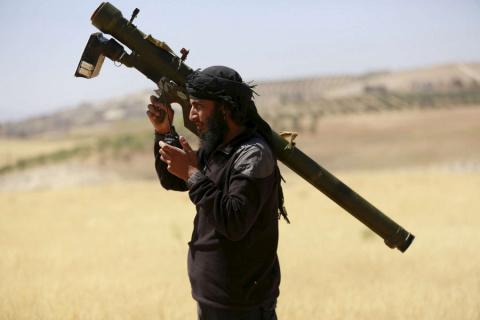 СРОЧНО: В Сирии боевики «Аль…