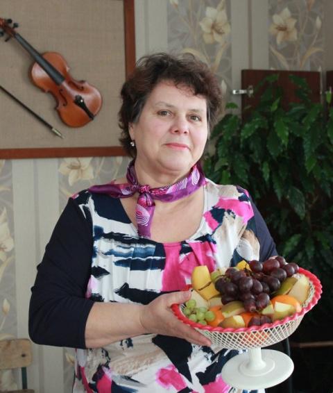 Нина Руснак (Денискина)