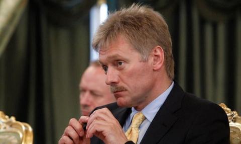 В Кремле прокомментировали обострение ситуации в Донбассе