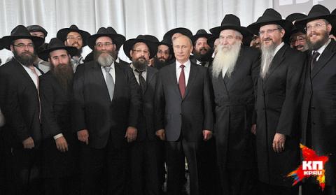 """Путин мягко намекнул """"мировому еврейству"""", что может отрыть """"ящик Пандоры""""... Его не все поняли..."""