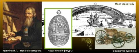 Русский гений Иван Кулибин