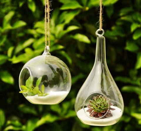 7 идей для украшения сада или балкона