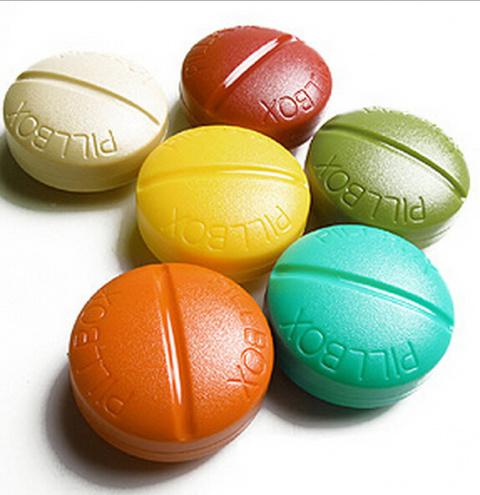 13 мобильных таблетниц  для лекарств и витаминов
