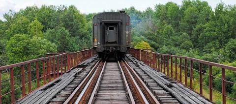 Поезд ушел: Прибалтика упустила шанс выбиться из задворок Европы