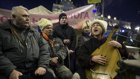 Мелодии зрады: бандеровцы поют советские песни. Андрей Манчук