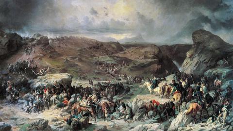 Окружение в ледяных Альпах: как армия Суворова совершила чудо, не имеющее аналога в мировой практике