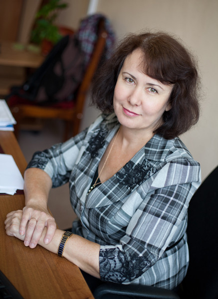 Татьяна Бажанова