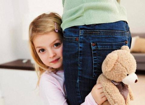 Застенчивый ребенок: откуда …