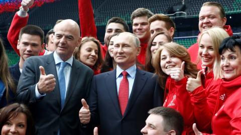 KZ: глава ФИФА пригласил люб…
