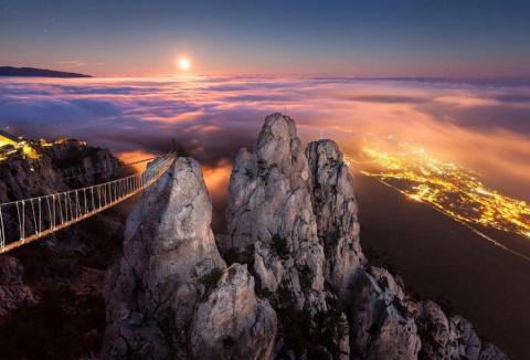 Самые красивые российские пейзажи