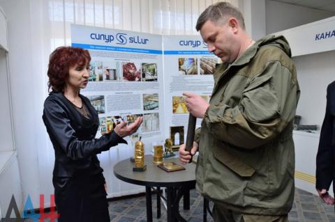 В ДНР сдали экзамен по запуску промышленности. Иван Лизан