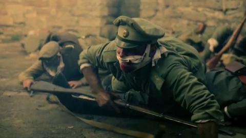 «Атака мертвецов»: Русский солдат не сдавался до последнего