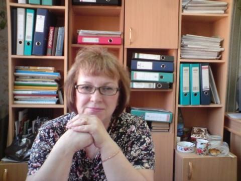Елена Шибакова