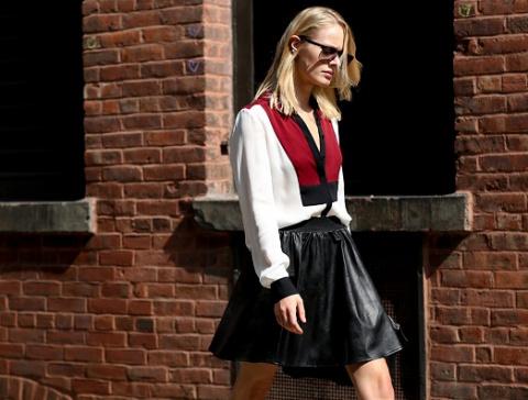 Стильные и модные юбки 2015 года
