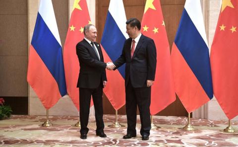 Россия и Китай запускают отк…