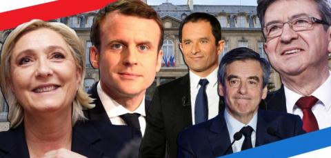 Голосование во Франции – пер…