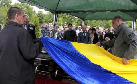 Груз «200»: Убитые полки Порошенко