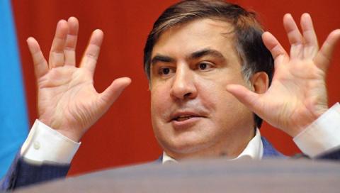 На Украине заявили, что не пустят Саакашвили в страну