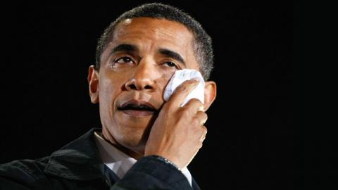 Что случилось Обамой?