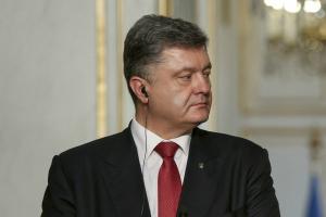 Порошенко пообещал украинцам с 1 января безвизовые поездки в ЕС