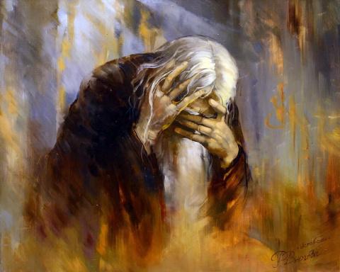 Сказочная реальность картин Риммы Вьюговой.