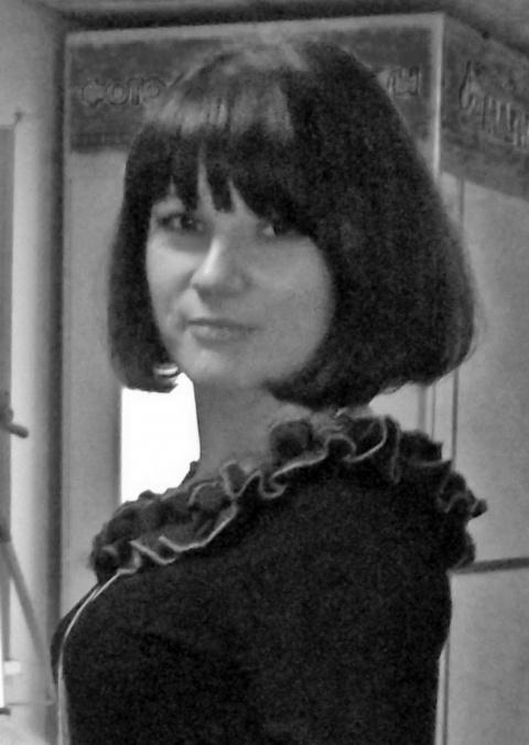 Сария Попова (Абляева)