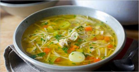 Куриный суп с секретом. Отор…