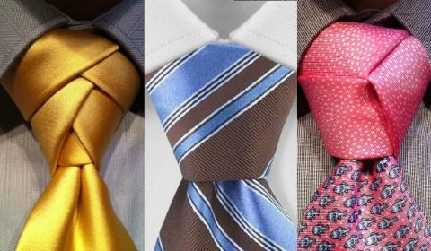 Как завязать галстук красиво?
