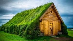Сказочные скандинавские доми…