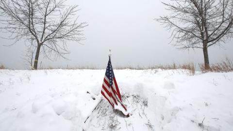 Как октябрьский снег в Сибири может повлиять на зимнюю погоду в США
