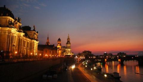 Что посмотреть в Дрездене?