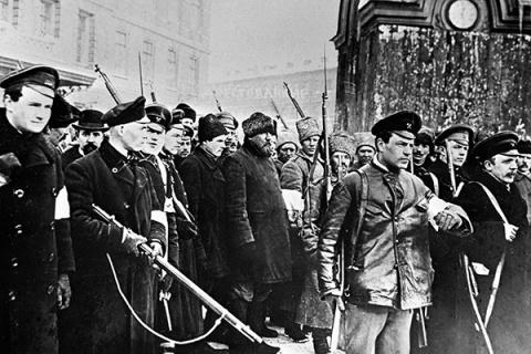 Кто «заказал» революцию в октябре 1917 года
