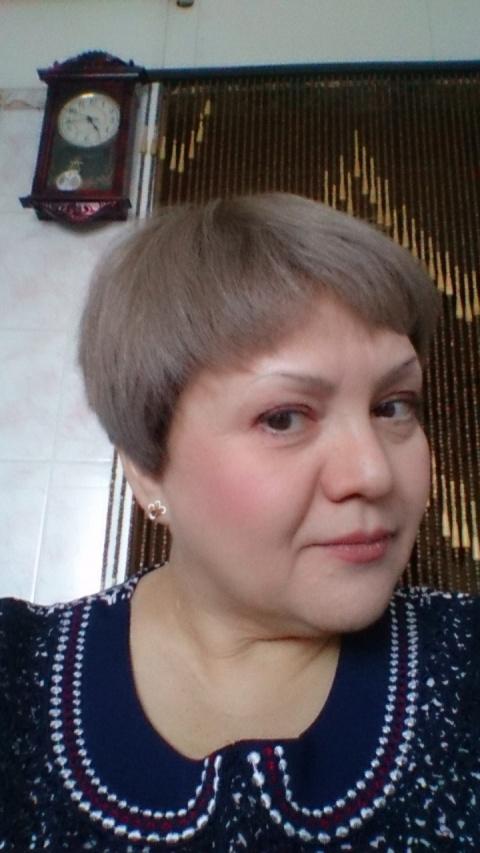 Диляра Садыкова (Исхакова)