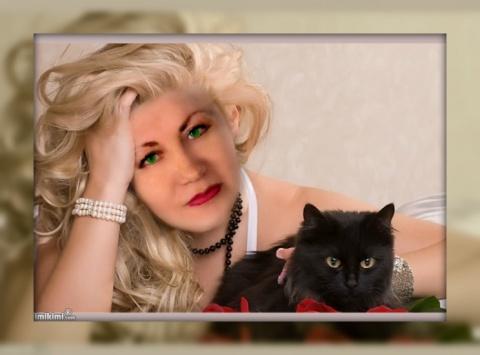Елена Низамова