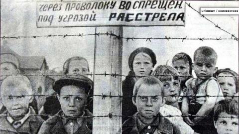 Рассказывает бывшая узница Освенцима