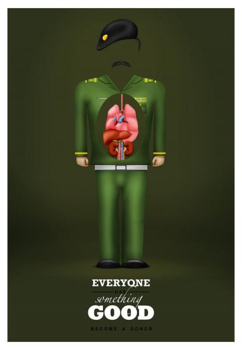 Донорство органов. Крутая социальная реклама