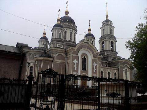 Донецк - второй тур евро-украинского Марлезонского балета