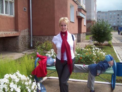 Ирина Шачкова