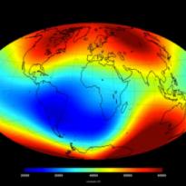 Ученые предупредили о грядущей смене магнитных полюсов Земли
