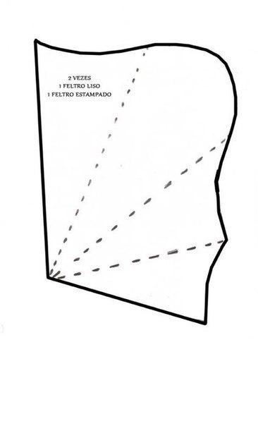 Чехол для ножниц: идея+выкройка