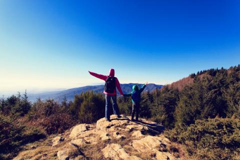 Школа жизни: как пойти в поход с детьми