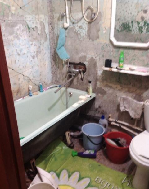 Ремонт ванной комнаты (29 фото)