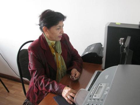 KUNDIZ ANARBAEVA