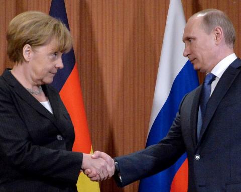 Итоги визита Меркель: Россия…