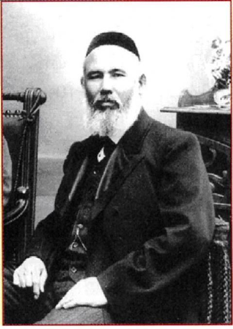 Гәбдрәшит Ибраhимов