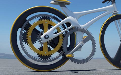 Orbital — велосипед, изобрет…