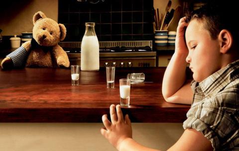 Умные дети гораздо чаще становятся алкоголиками