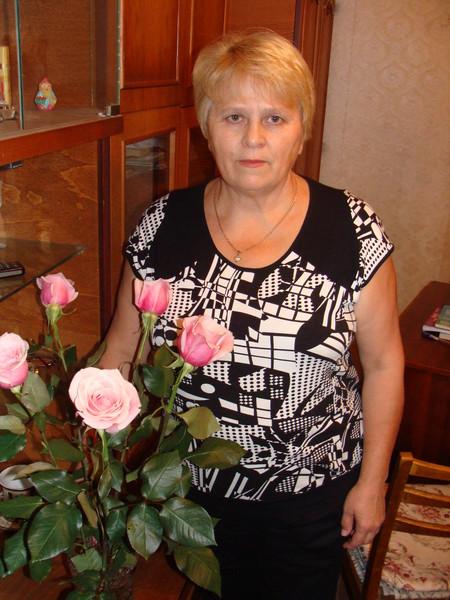 Мария Гвоздецкая
