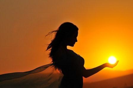 Словно маленькие солнца