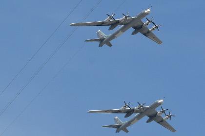Американские СМИ узнали об облете острова Гуам бомбардировщиками Ту-95